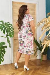 Платья женские БАТАЛ оптом 29167438 15-4