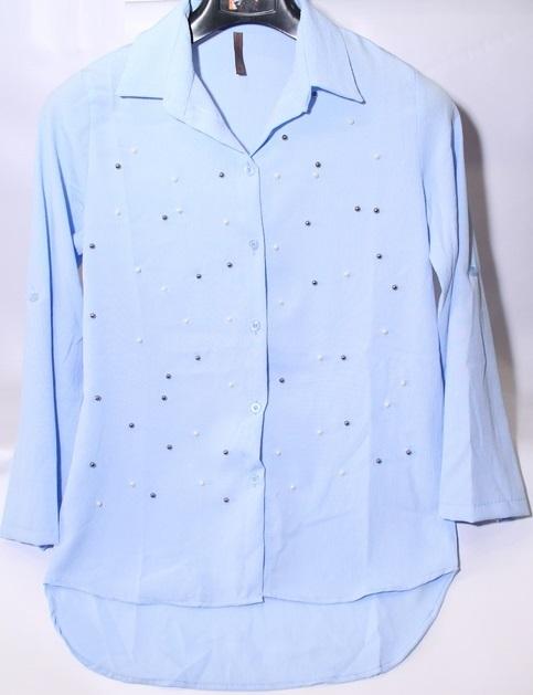 Рубашки женские оптом 38019472 1820-7-30