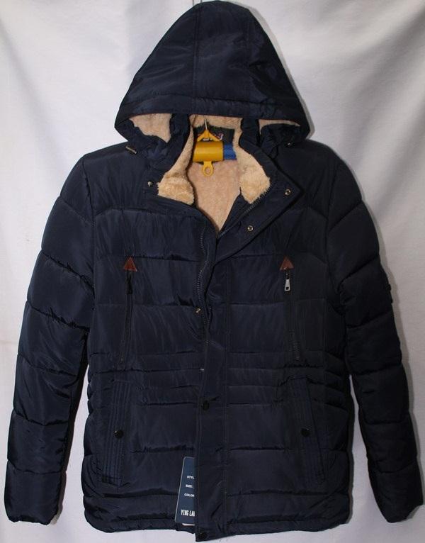 Куртки мужские зимние YLZJ оптом 38196254 1716-28
