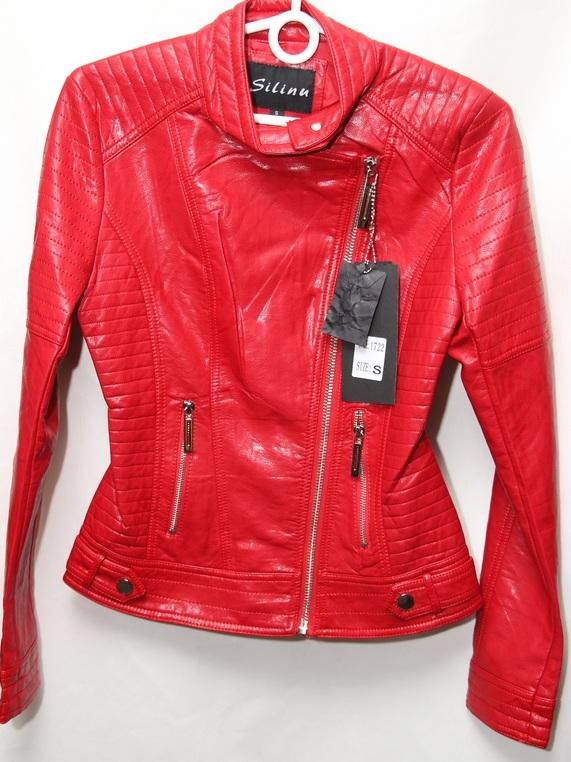 Куртки женские SILINA оптом 20071377 1722-2