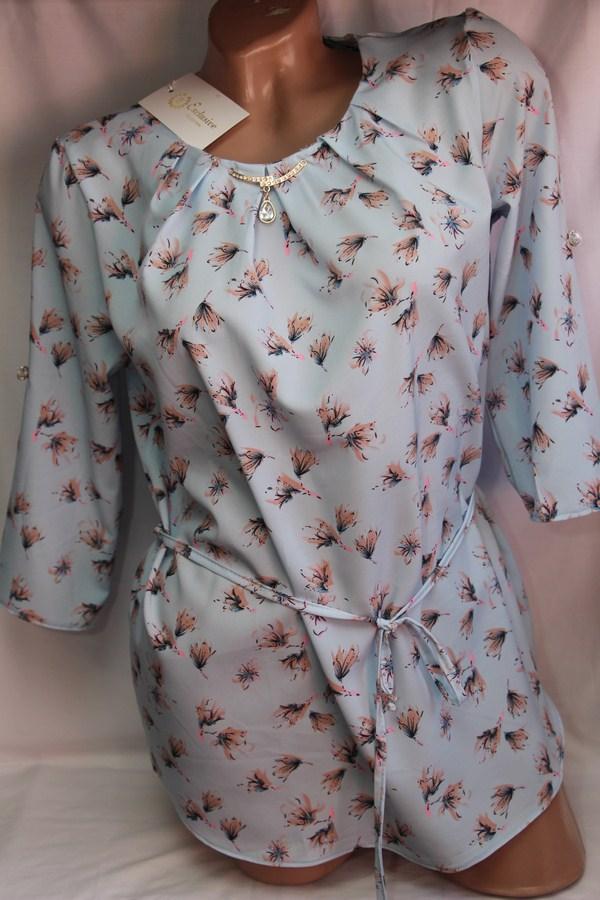 Блузки весенние оптом 2403544 18-3