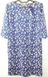 Платья женские SELTA БАТАЛ оптом 38064975 741-50-22