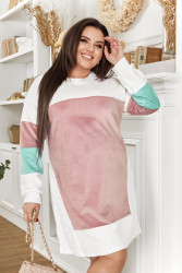 Платья женские БАТАЛ оптом 27341806 17 -43