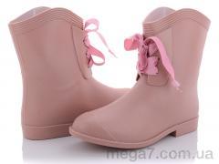 Резиновая обувь, Class Shoes оптом B02 pink