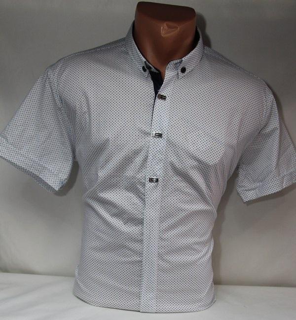 Рубашки мужские оптом 25044471 5057-5