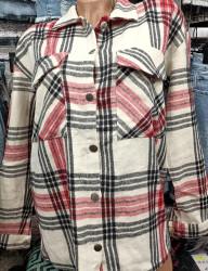 Рубашки женские оптом 82019643 01-2