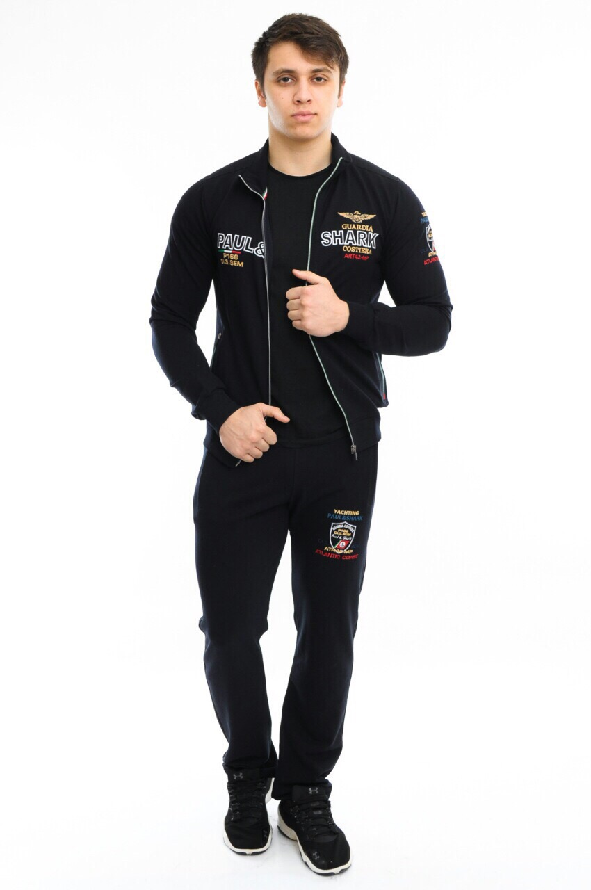 Спортивные костюмы мужские оптом 16034847 1707-22