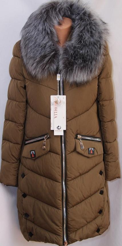 Куртки женские AOWEELIA оптом 19091209 8088