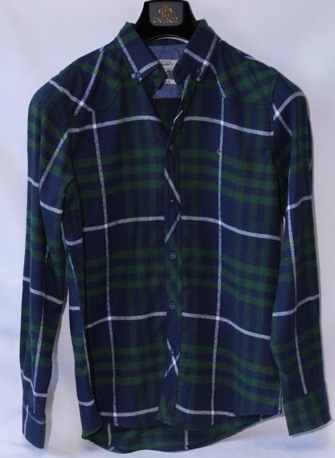 Рубашки мужские оптом 15104457 7639-33