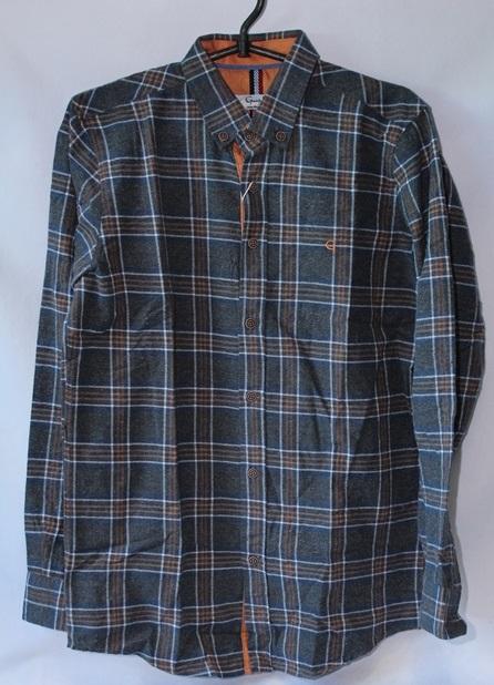 Рубашки мужские оптом 15104457 7639-44