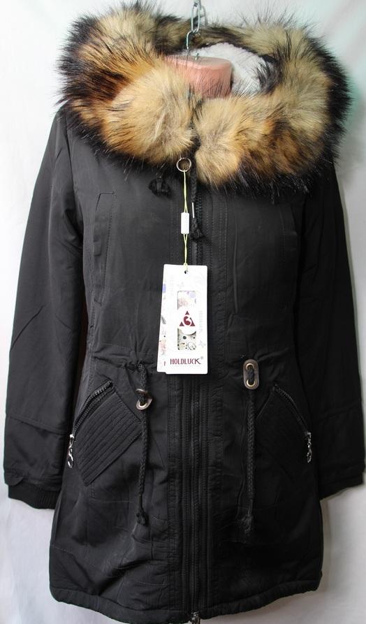 Парки женские зимние Holdluck оптом 79061348 1863-19