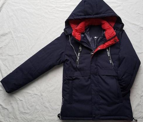 Куртки подросток на мальчика оптом 30641572 679-12