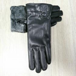 Перчатки женские на меху оптом 78593024 03-16