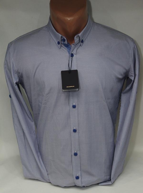Рубашки подростковые оптом 97510286 9295-6