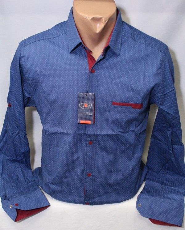 Рубашки PAUL STAR мужскиеТурция оптом 58704631