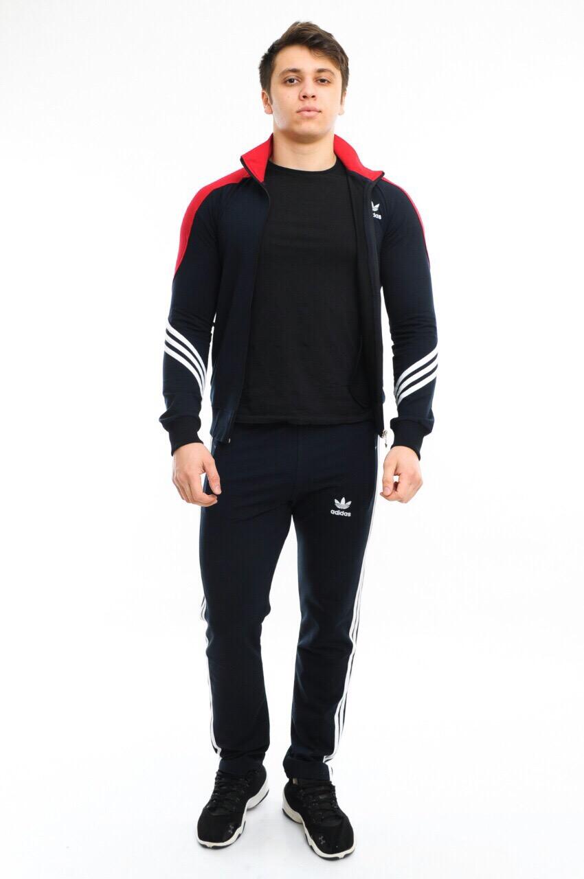 Спортивные костюмы мужские оптом 16034847 1707-8