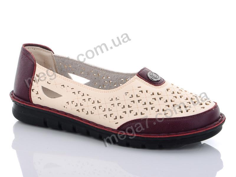 Туфли, WSMR оптом F339-56