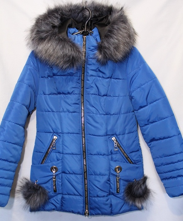 Куртки  Украина женские  оптом 86415932 7535-3