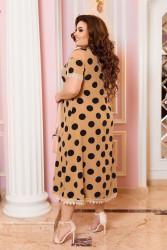 Платья женские БАТАЛ оптом 29051364 11
