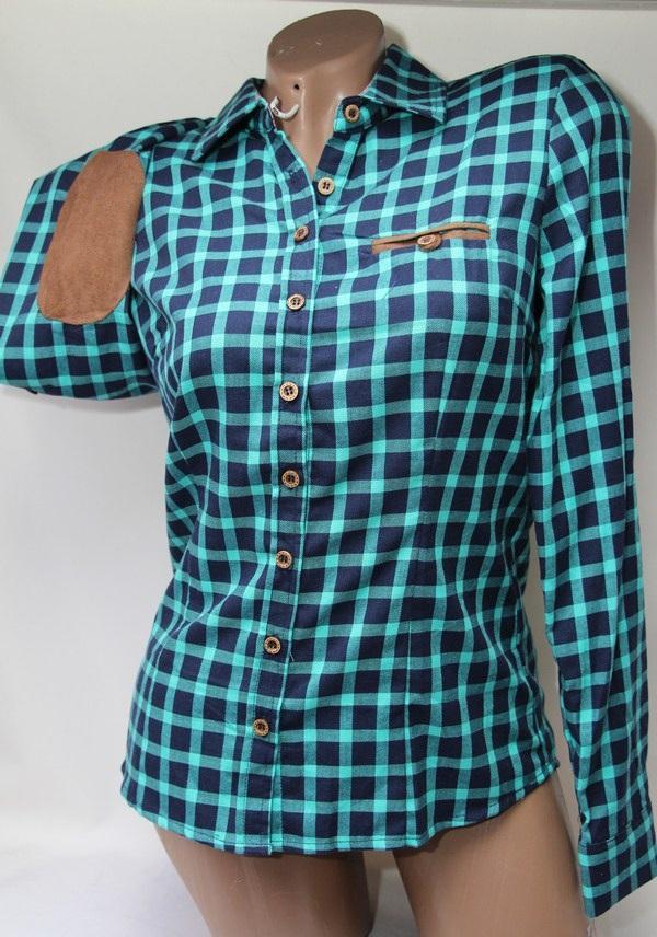 Рубашки женские оптом 1903807 50-6