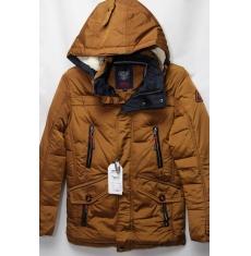 Куртка подростковая зимняя оптом 0412975 639-1