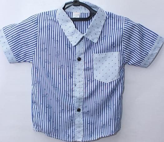 Рубашки детские оптом 64375908 1-8