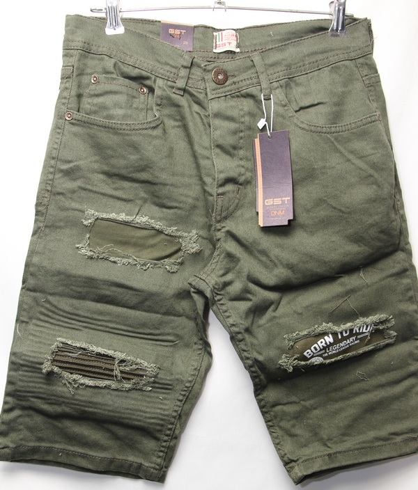 Шорты джинсовые мужские оптом 11065050 133