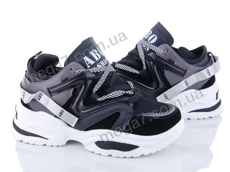Кроссовки, Class Shoes оптом 58732690 черный