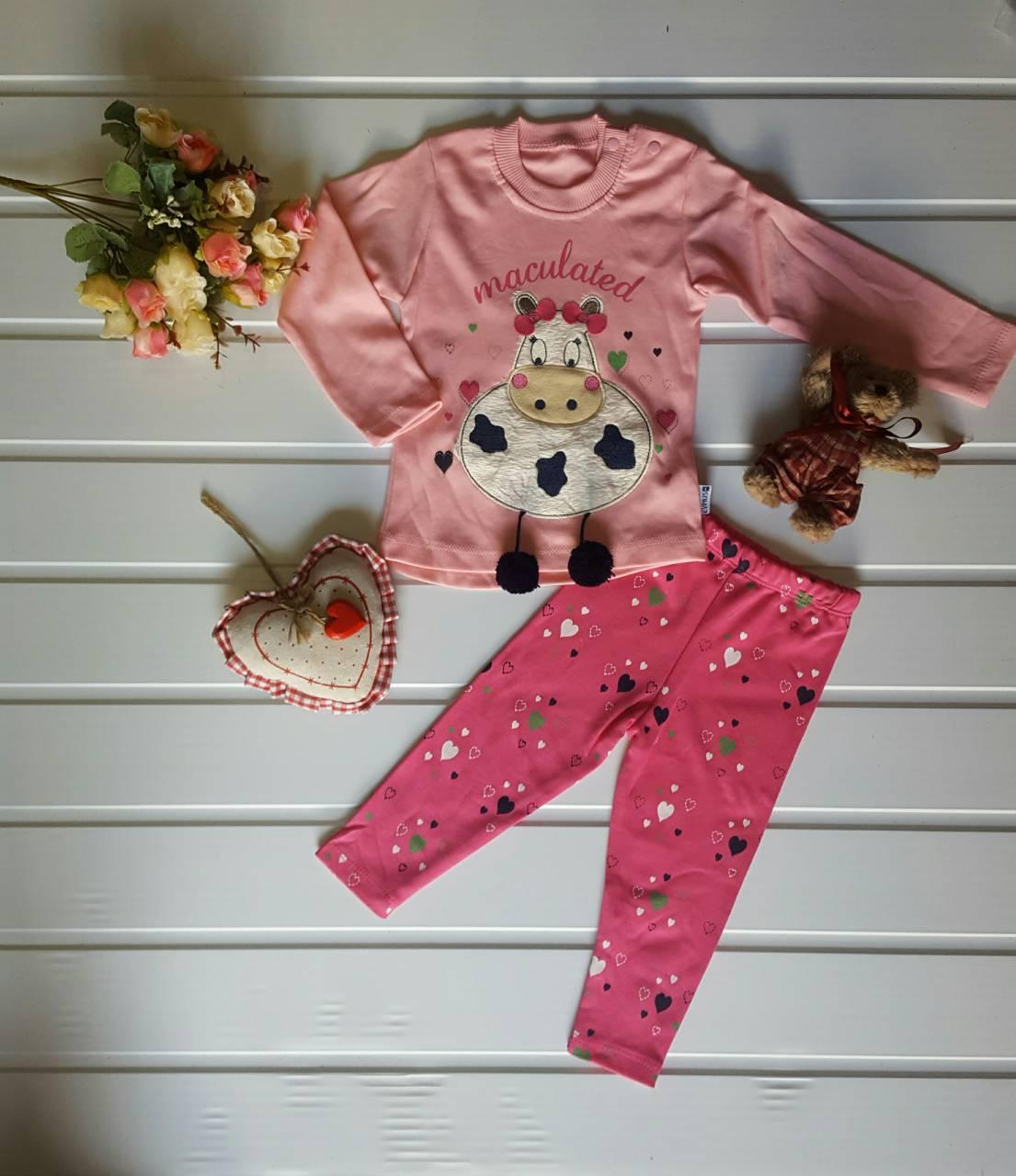 Ночные пижамы детские оптом 52470386 2-26