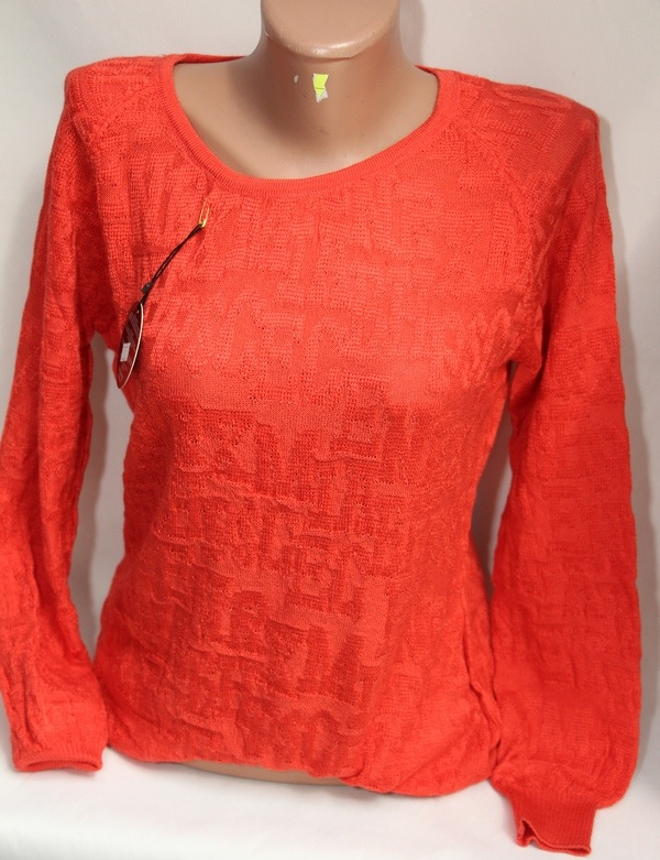Женские свитера оптом  19081174 5464-45