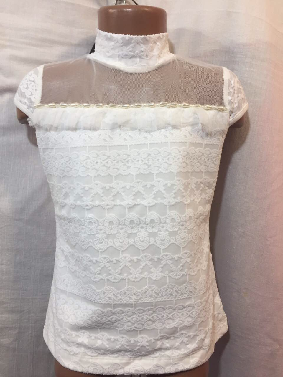 Блузы подростковые оптом 90631784 3963-1