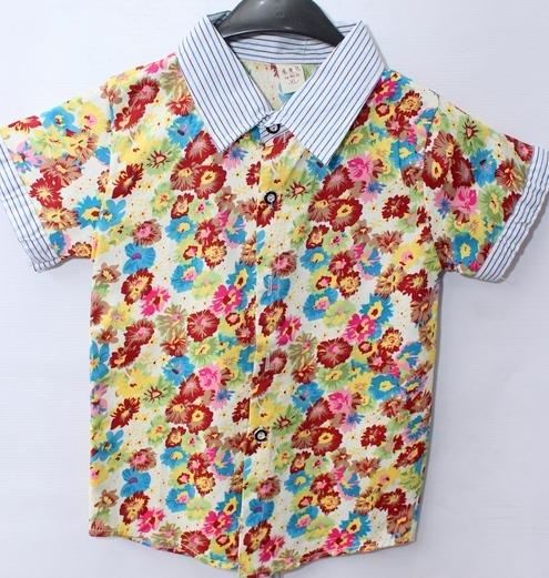 Рубашки детские оптом 28315974 1-13