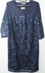 Платья женские оптом Батал 25683741 812-1