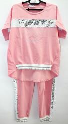 Спортивные костюмы женские БАТАЛ оптом 74209183 04-124