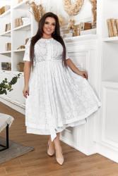 Платья женские БАТАЛ оптом 28310976  07-11