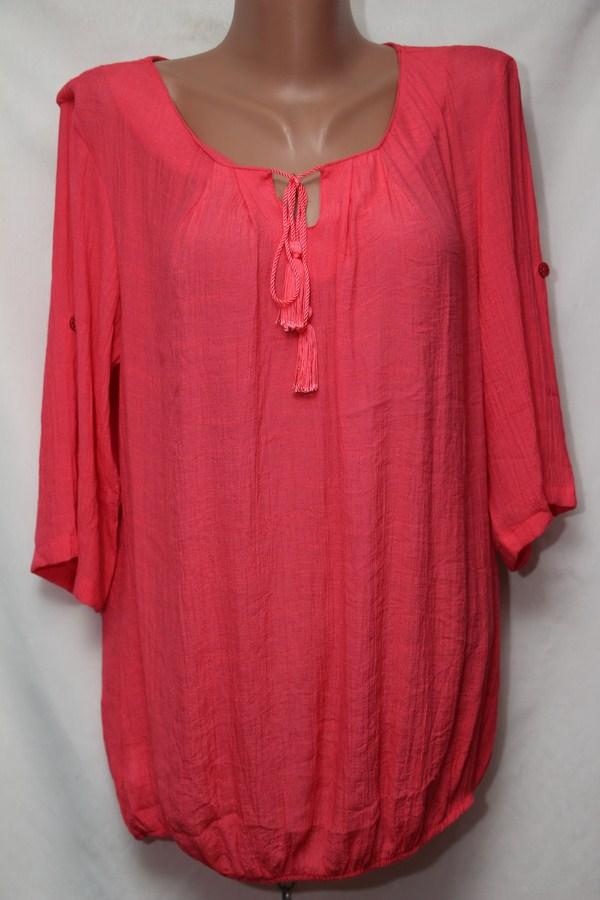 Блуза женская БАТАЛ оптом 18021410 241