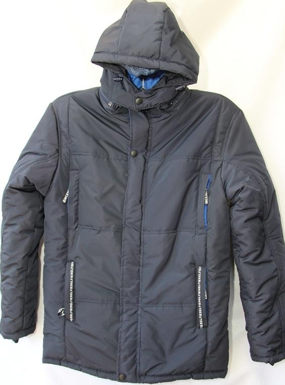 Куртки мужские зимние оптом 1807166 R10-16-15
