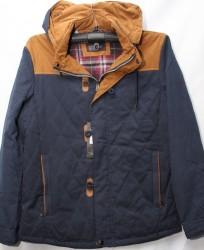 Куртки мужские Yisen оптом 74382065 15901-71