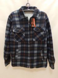 Рубашки мужские на меху TIANLEFU оптом 56402173 02-11