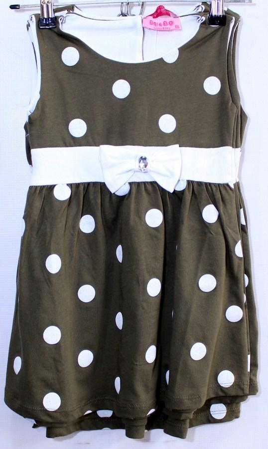 Платья детские оптом 56432918 1-4