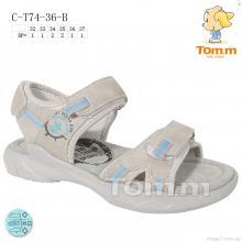 Сандалии, TOM.M оптом C-T74-36-B 1