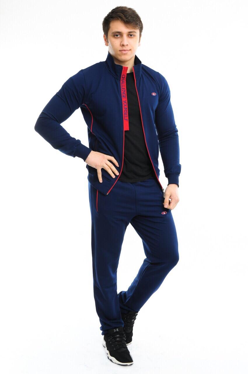 Спортивные костюмы мужские оптом 16034847 1707-3