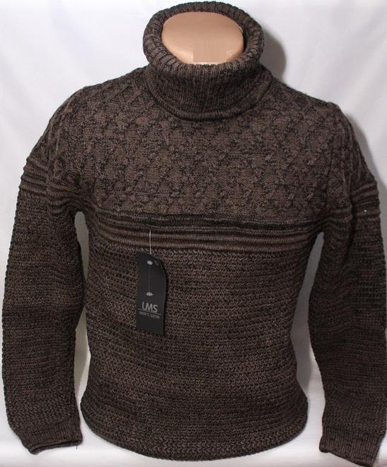 Свитера  мужские Emsmanwear оптом 65081723 7065-3