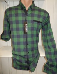 Рубашки мужские полу батал  оптом 89460731 1-26