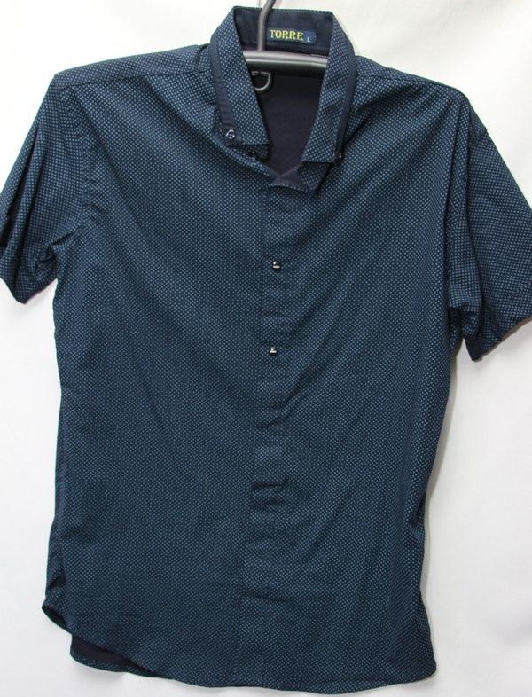 Рубашки мужские Турция оптом 2004523 3636-50