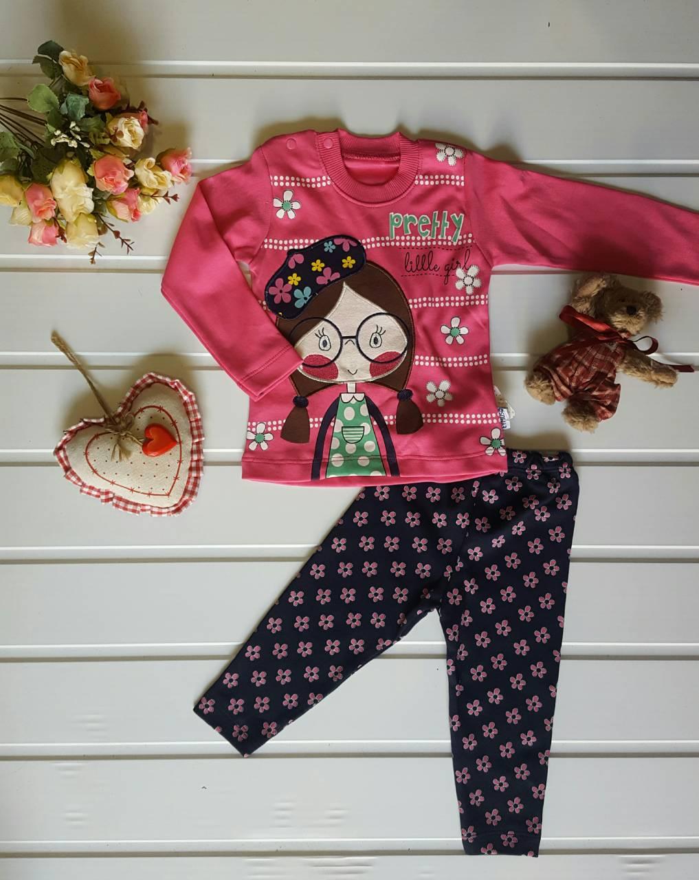 Ночные пижамы детские оптом 57042938 2-33