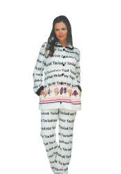 Пижамы женские оптом 92536487    575-23
