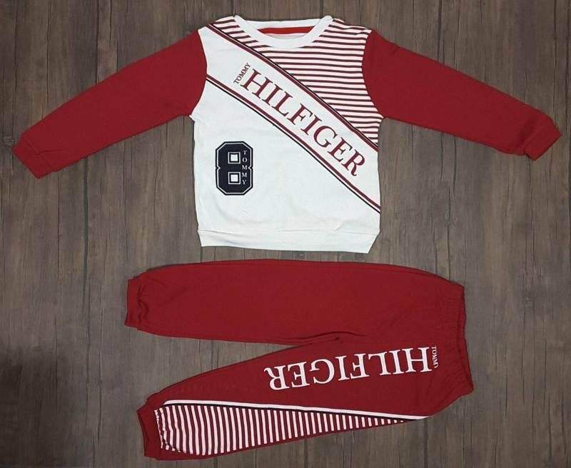 Спортивный костюм детский Hilfiger оптом 35201864 2-4