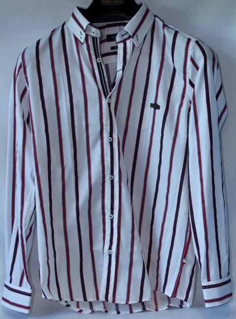 Рубашки мужские оптом 15104457 7639-4