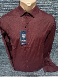 Рубашки мужские PLENTI оптом 30124675 04-14